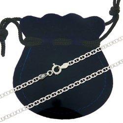 Łańcuszek srebrny pr. 925 GUCCI 2,70 mm 0,65 mm GUCCISFCHR065