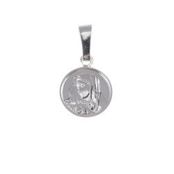 M54 Medalik srebrny - Matka Boska Bolesna