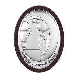 Obrazek Srebrny Pamiątka I Komunii 6464AWM