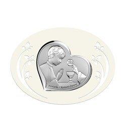 Obrazek Srebrny Pamiątka I Komunii 6517PO