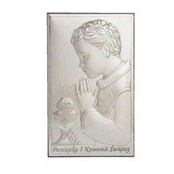 Obrazek Srebrny Pamiątka I Komunii 803