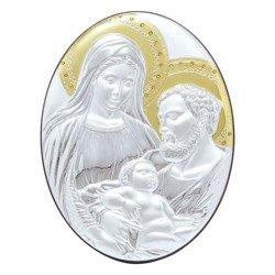 Obrazek Srebrny Święta Rodzina 309218ORO