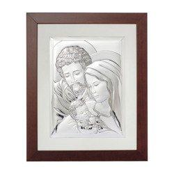 Obrazek Srebrny Święta Rodzina 31131QMA