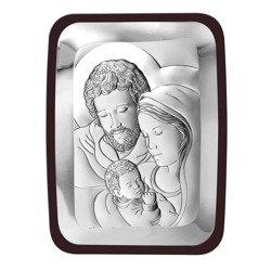 Obrazek Srebrny Święta Rodzina w ramce 6404WM