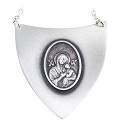 Ryngraf srebrny 925 Matka Boska Nieustającej Pomocy R26