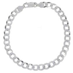Srebrna Bransoleta Męska 6,5 mm srebro pr 925 GPXL1506L