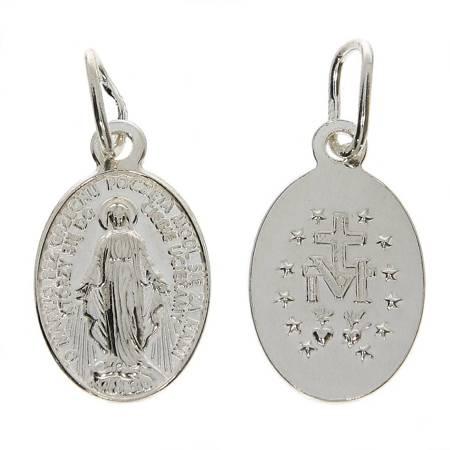 Bransoletka Zawierzenia Maryi - Niewolnictwa Maryi srebro pr. 925 BNM02