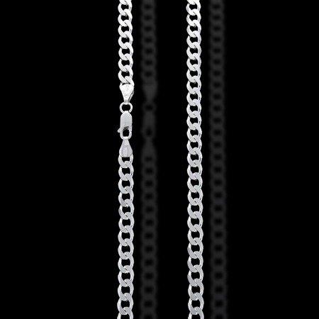 Łańcuszek srebrny pr. 925 pancerka 5,7 mm 1,5 mm GR150 6L