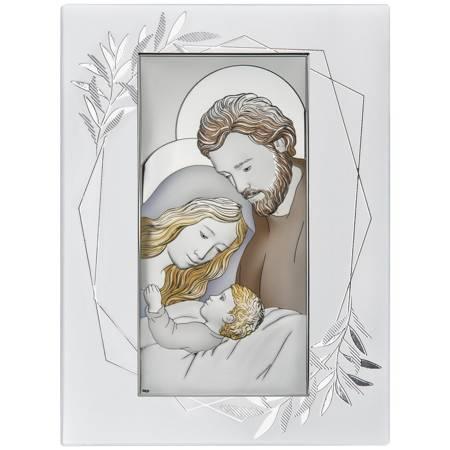 Obrazek Srebrny Święta Rodzina DS12FOC